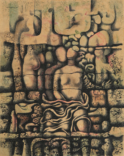 Mario Carreño, 'El Musgo del Recuerdo', 1965