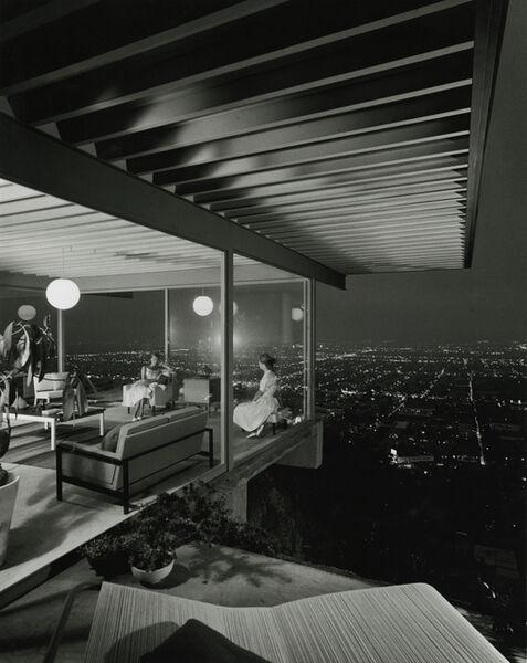Julius Shulman, 'Case Study House #22, Pierre Koenig, Los Angeles, California', 1960