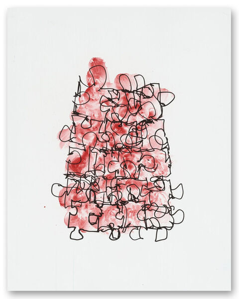 Frank Gehry, 'Puzzled #6', 2011