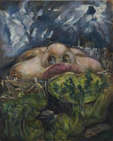 Erina Matsui, 'Annunciation in El Greco!', 2019