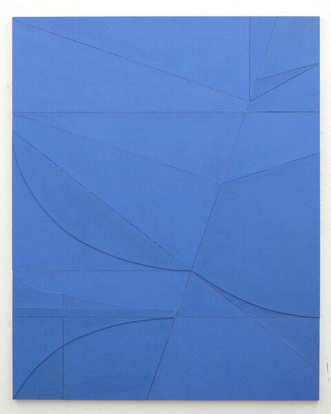 Florian Schmidt, 'Untitled (Deviation)11 ', 2018