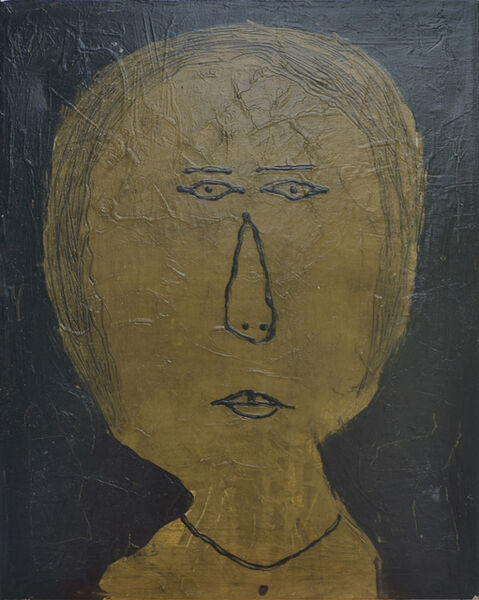 Indra Dodi, 'Woman', 2015