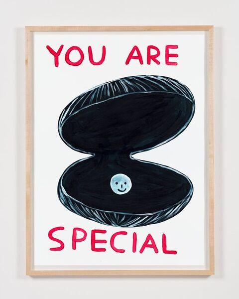 David Shrigley, 'You Are Special', 2019