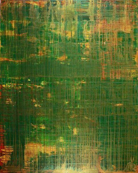 Nestor Toro, 'On solid ground (Iridescent spectra)', 2019