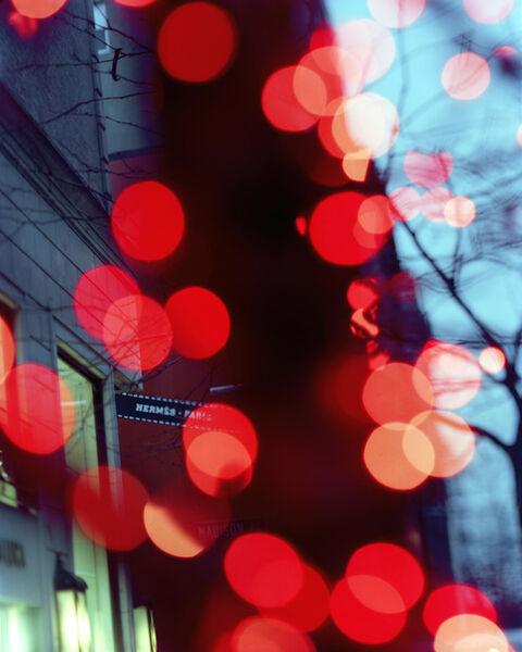 Susan Wides, 'Madison Ave. #1 (Bubbles)', 2010