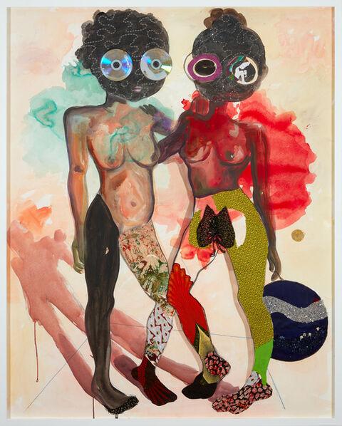 Ndidi Emefiele, 'Untitled', 2018