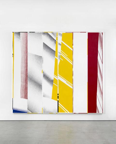 "Jonathan Horowitz, 'Group Self-portrait  in ""Mirror #3 (Six Panels)"" (Michael, Nir, Jayne, Cy, Diego, Rebecca)', 2015"