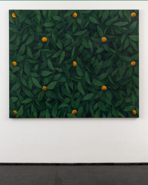 Ryan Mrozowski, 'Untitled (Orange)', 2016