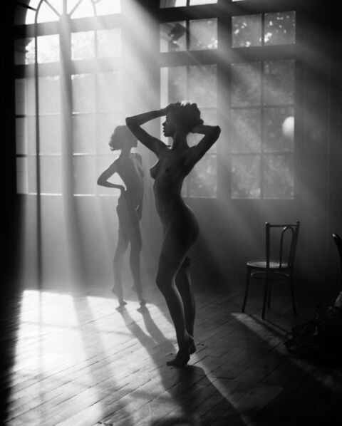 Vincent Peters, 'Nude Trianon', 2015