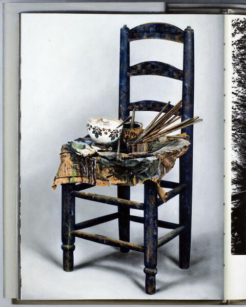 Andrea Facco, 'Picasso's chair', 2008