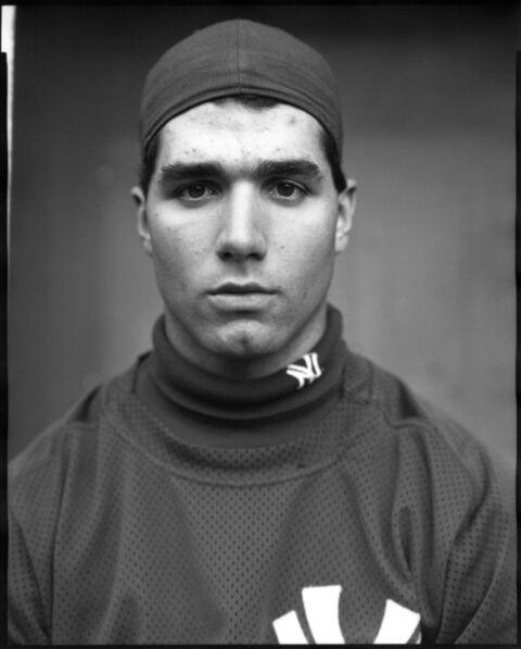 Andrea Modica, 'Nick Del Vecchio, Oneonta Yankee', 1992