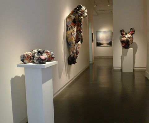 Robb Putnam, installation view