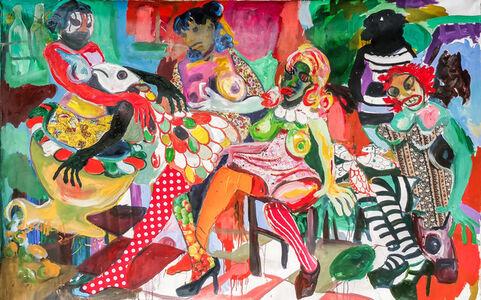Wycliffe Mundopa, 'November Carnival', 2017