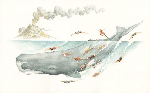 Paul Morstad, 'Azores Aquatic Club', 2020