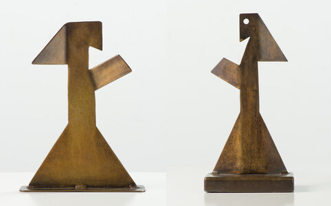 Rod Kagan, '(2) Lady and Lady 3', 1974-98 & 1994