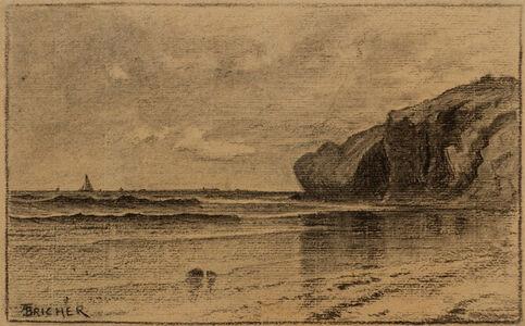 Alfred Thompson Bricher, 'Incoming Tide, Monhegan Island', 19th -20th Century