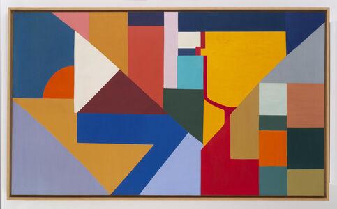 Shirley Jaffe, 'Untitled', 1970-1972