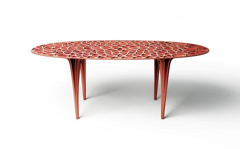 Janne Kyttanen, 'Sedona Dining Table (Copper)', 2014