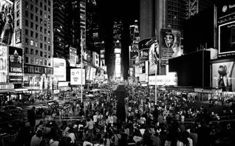 Chris Hauser, 'New York, Times Square', 2009