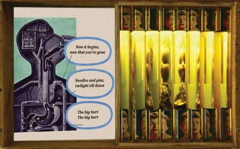 Jerry Meyer, 'HEADSPINNER II (THE BIG HURT)', 2012