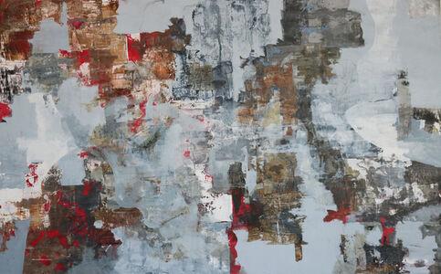 Edo Kaaij, 'Charred Red', 2019