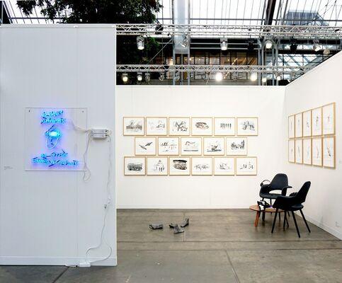 SABSAY at CODE Art Fair 2018, installation view