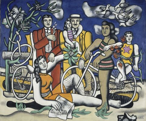 Fernand Léger. Beauty is Everywhere, installation view