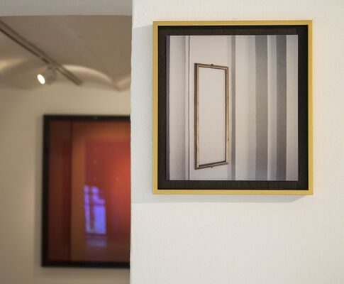 How do we perceive reality?, installation view