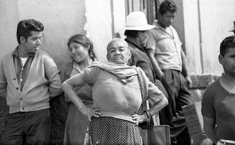 Héctor García, 'La Celestina', 1965