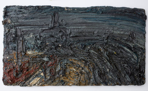 Leon Kossoff, 'Early Morning Willesden Junction', 1962