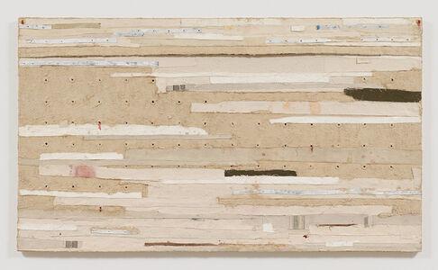Harmony Hammond, 'Bandaged Grid #1', 2015
