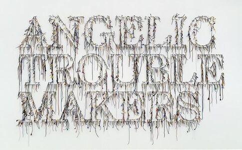 Nari Ward, 'Angelic Troublemakers', 2016
