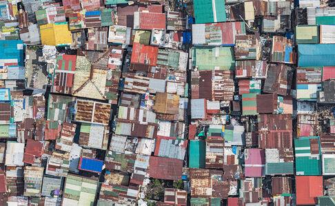 Bernhard Lang, 'Aerial Views, Manila 02', 2017