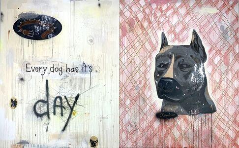 John Yoyogi Fortes, 'EVERY DOG HAS ITS DAY', 2020