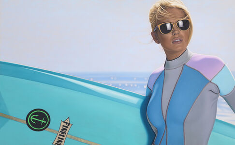 Richard Phillips, 'First Point', 2012