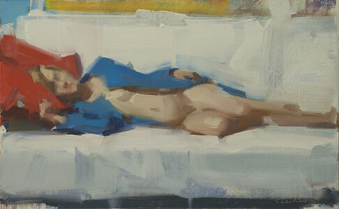 David Shevlino, 'Reclining Nude'