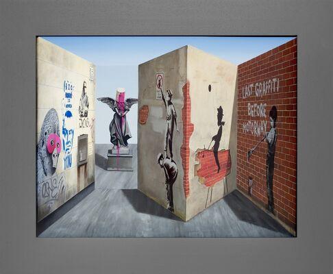 Alon Zakaim Fine Art at British Art Fair 2019, installation view