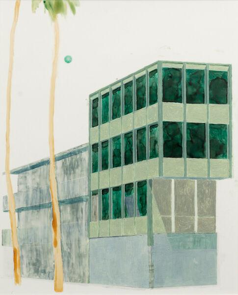 Niklas Eneblom, 'And the City of Stockton', 2018