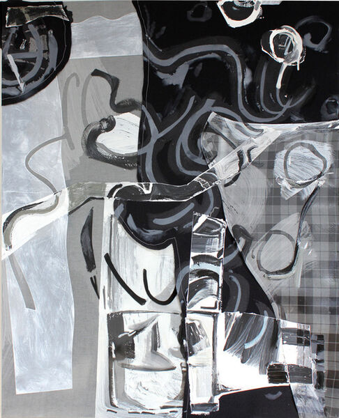 Ryan Sluggett, 'Black and White Daddy (Drink)', 2014