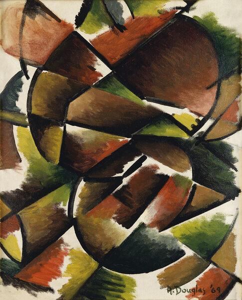 Aaron Douglas, 'Creation.', 1969