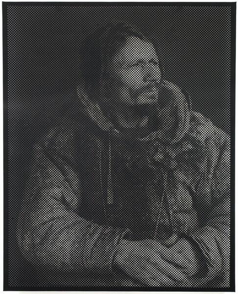 Anne-Karin Furunes, 'Portrait of Johannes Isaksen Hætta (1882/83)', 2019