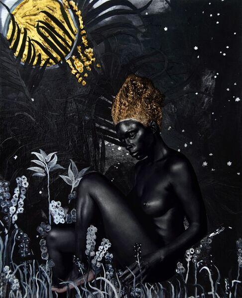 Lina Iris Viktor, 'A Black World. Black & Sacrosanct. No. XLV', 2018-19