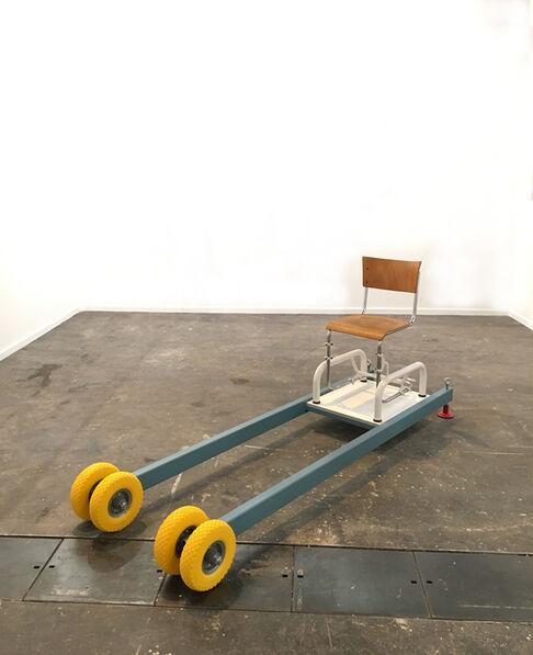 Alexej Meschtschanow, 'Stuhl 31', 2017