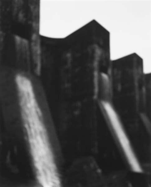 Hiroshi Sugimoto, 'Honen Dam', 2001