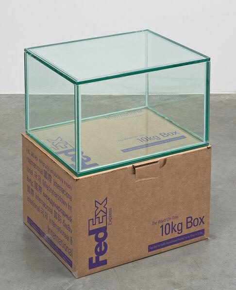 Walead Beshty, 'Fedex® 10kg Box 2006 FedEx 149801 REV 9/06 MP, International Priority, Los Angeles-Mexico City, trk#771349317233, January 29-30, 2018'