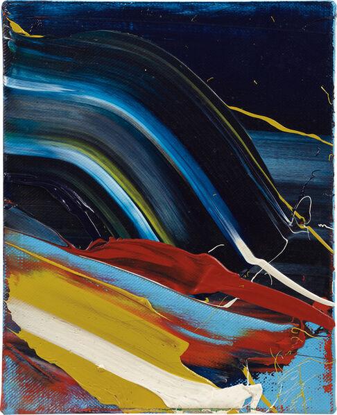 Kazuo Shiraga, 'Bakumatsu power', 1970
