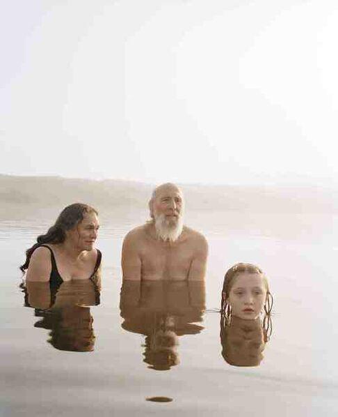 Jocelyn Lee, 'Untitled (Family at fog pond)', 2005