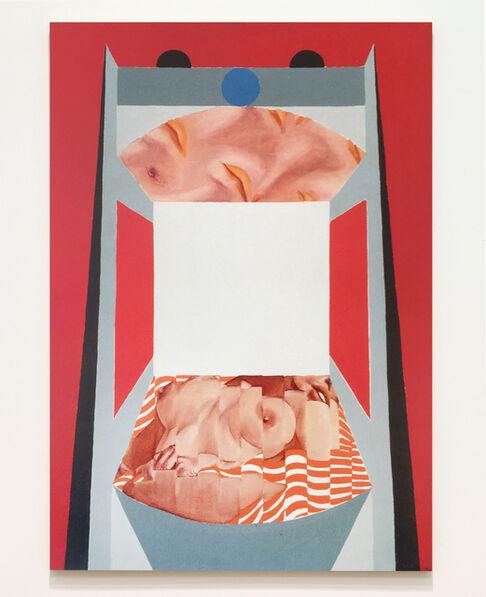 Evelyne Axell, 'Erotomobile II', 1965