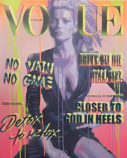 Max Wiedemann, 'Vogue - Kate Moss', 2012