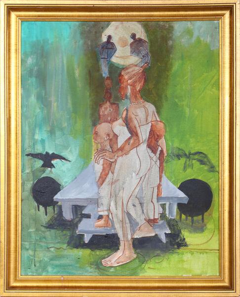 John Thomas Biggers, 'Return II', 2001